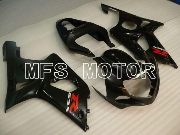 Suzuki GSXR1000 2000-2002 Injection ABS Fairing - Factory Style - Black - MFS4412