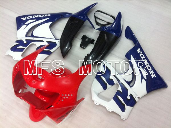 Honda CBR900RR 919 1998-1999 ABS Fairing - Factory Style - Blue White Red - MFS4416