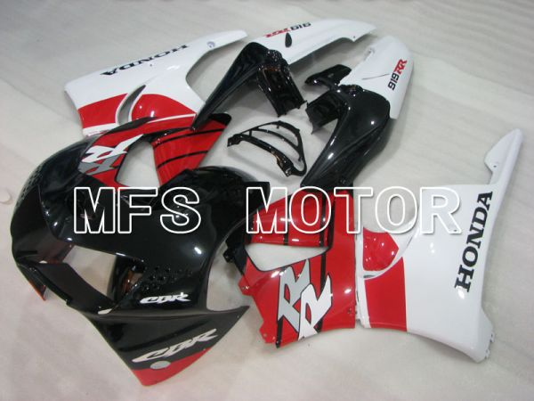 Honda CBR900RR 919 1998-1999 ABS Fairing - Factory Style - Black Red - MFS4426