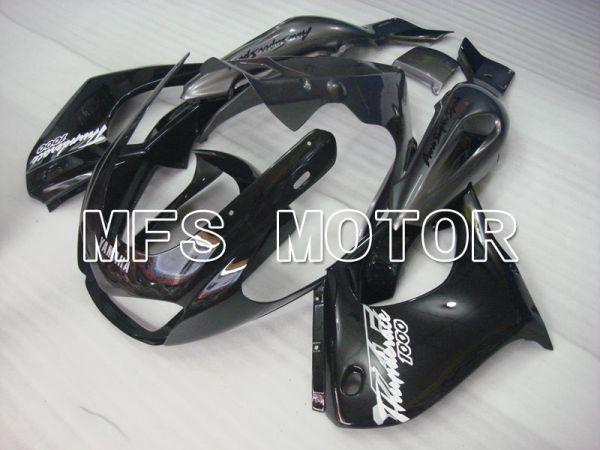 Yamaha YZF1000R 1997-2007 ABS Fairing - Factory Style - Black Gray - MFS4428
