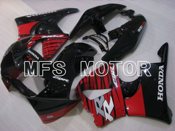 Honda CBR900RR 919 1998-1999 ABS Fairing - Factory Style - Black Red - MFS4429