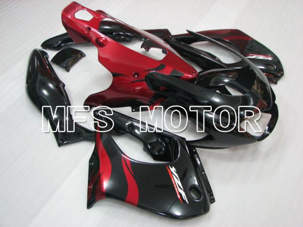 Yamaha YZF1000R 1997-2007 ABS Fairing - Factory Style - Black Red - MFS4430