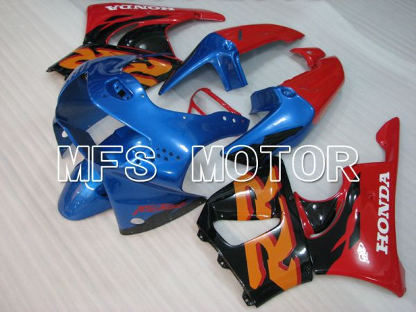 Honda CBR900RR 919 1998-1999 ABS Fairing - Factory Style - Blue Red - MFS4431