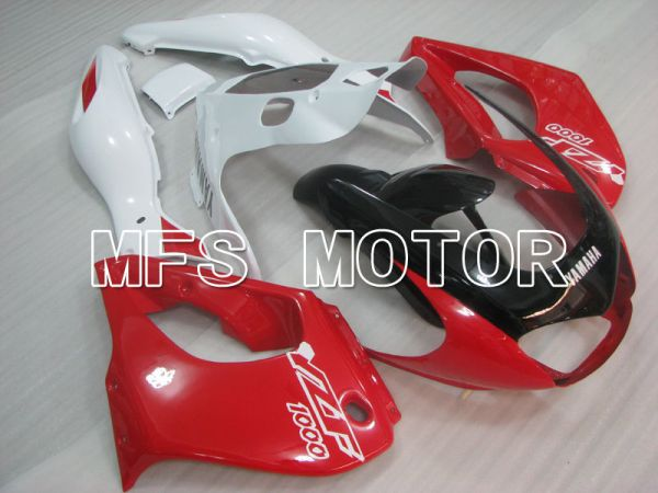 Yamaha YZF1000R 1997-2007 ABS Fairing - Factory Style - Black Red White - MFS4433