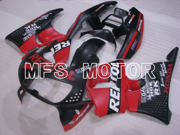 Honda CBR900RR 919 1998-1999 ABS Fairing - Repsol - Black Red Matte - MFS4434