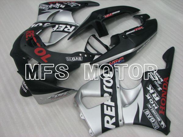 Honda CBR900RR 919 1998-1999 ABS Fairing - Repsol - Black Silver Matte - MFS4437