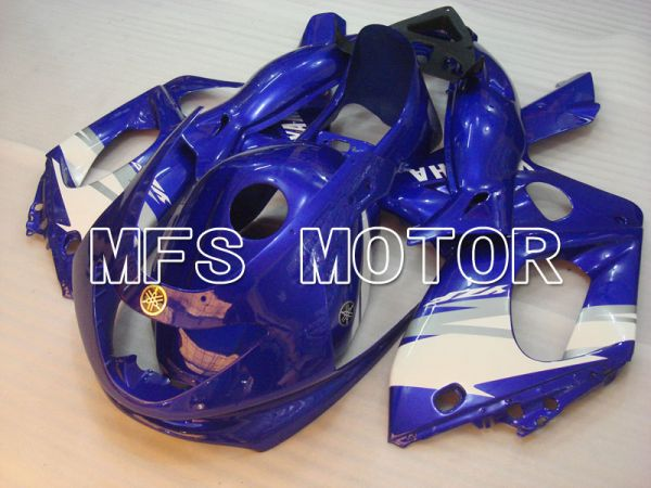 Yamaha YZF-600R 1997-2007 Injection ABS Fairing - Factory Style - Blue White - MFS4441