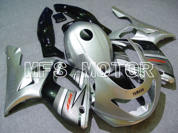 Yamaha YZF-600R 1997-2007 Injection ABS Fairing - Factory Style - Black Silver - MFS4458