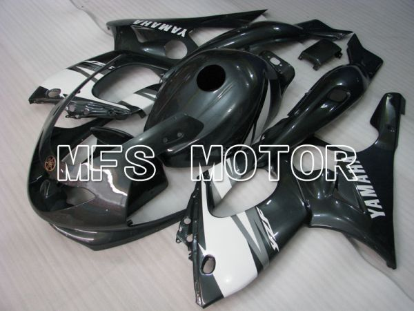 Yamaha YZF-600R 1997-2007 Injection ABS Fairing - Factory Style - White Black - MFS4470