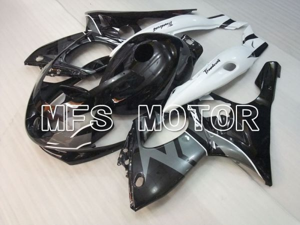 Yamaha YZF-600R 1997-2007 Injection ABS Fairing - Factory Style - White Black - MFS4473