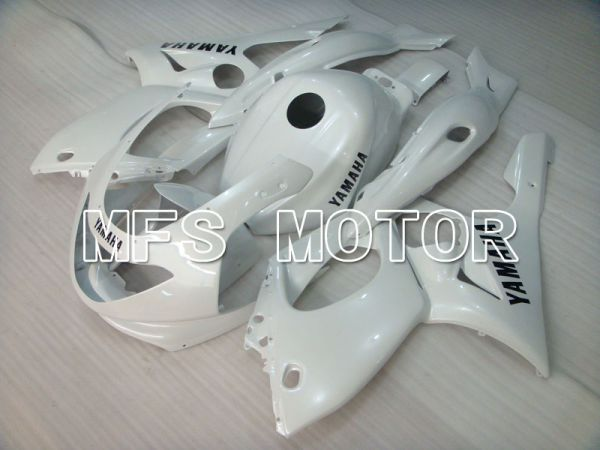Yamaha YZF-600R 1997-2007 Injection ABS Fairing - Factory Style - White - MFS4475