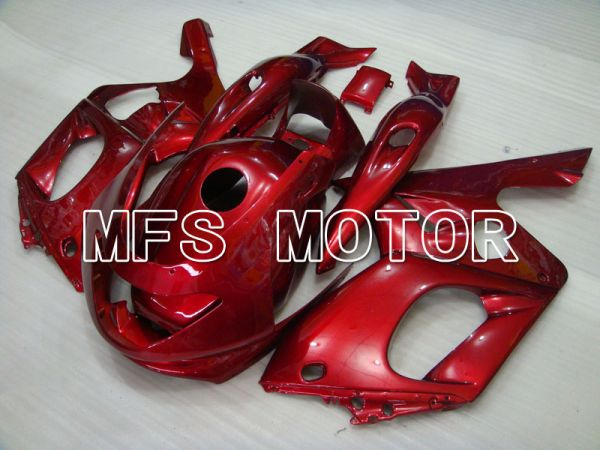 Yamaha YZF-600R 1997-2007 Injection ABS Fairing - Factory Style - Red wine color - MFS4477