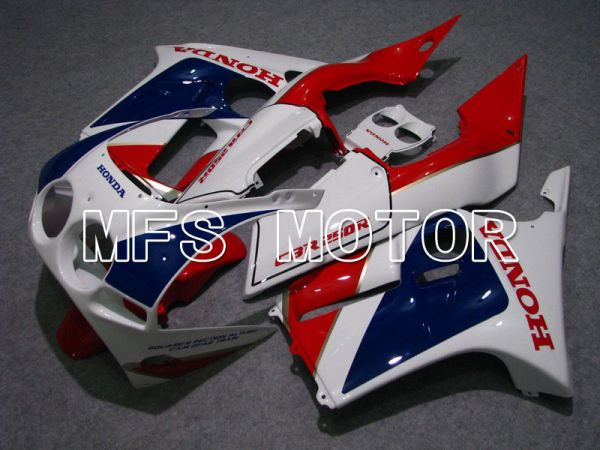 Honda CBR250RR MC19 1988-1989 Injection ABS Fairing - Others - Red White Blue - MFS4493