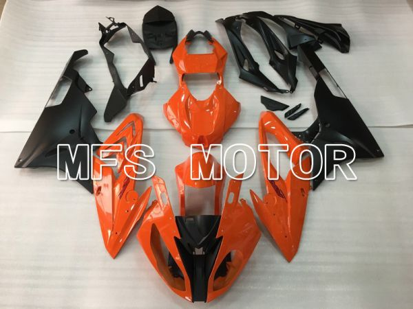 BMW S1000RR 2015-2016 Injection ABS Fairing - Factory Style - Orange Blue - MFS4503