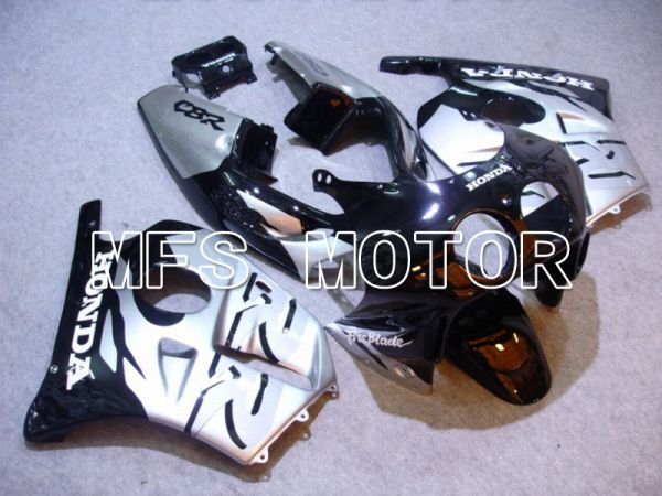 HONDA CBR 250RR MC22 1990-1998 Injection ABS Fairing - Fireblade - Black Silver - MFS4511