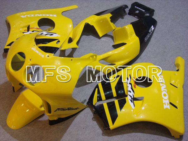 HONDA CBR 250RR MC22 1990-1998 Injection ABS Fairing - Fireblade - Black Yellow - MFS4527