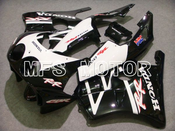 HONDA CBR 250RR MC22 1990-1998 Injection ABS Fairing - Fireblade - Black White - MFS4538