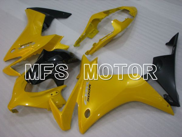 Honda CBR500R 2013-2015 Injection ABS Fairing - Factory Style - Yellow Black - MFS4584