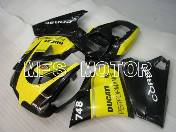 Ducati 748 / 998 / 996 1994-2002 Injection ABS Fairing - Performance - Yellow Black - MFS4605