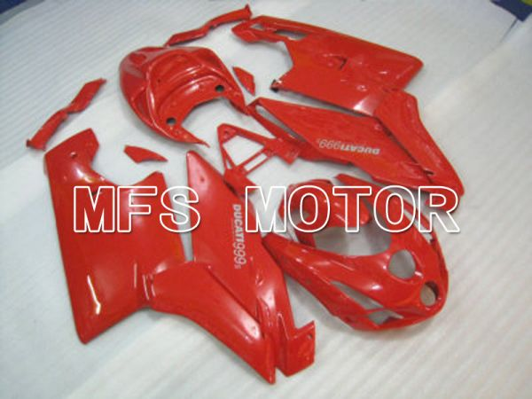Ducati 749 / 999 2003-2004 Injection ABS Fairing - Factory Style - Red - MFS4638