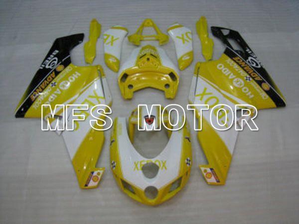 Ducati 749 / 999 2005-2006 Injection ABS Fairing - Xerox - Yellow - MFS4724