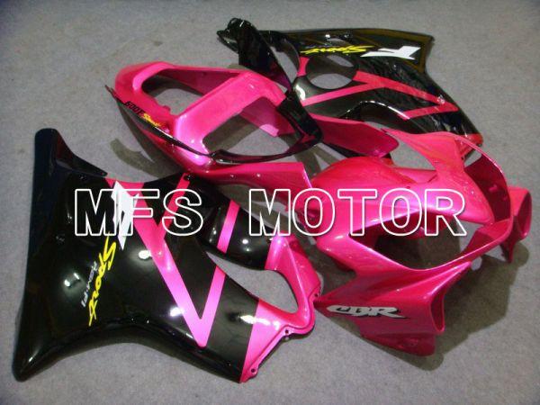 Honda CBR600 F4i 2001-2003 Injection ABS Fairing - Factory Style - Black Pink - MFS4729