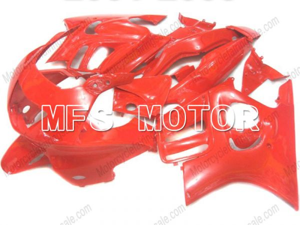 Honda CBR600 F3 1997-1998 Injection ABS Fairing - Factory Style - Red - MFS4902