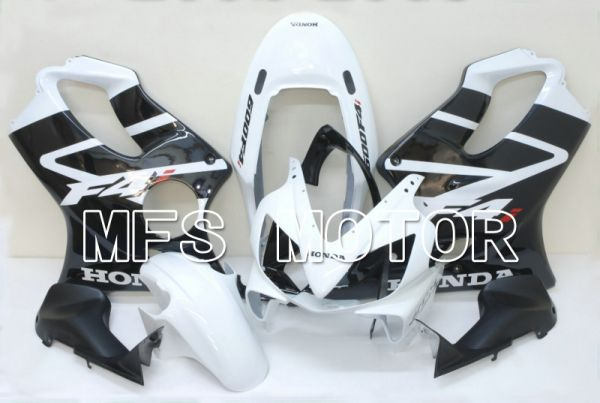 Honda CBR600 F4i 2004-2007 Injection ABS Fairing - Factory Style - Black White - MFS4802