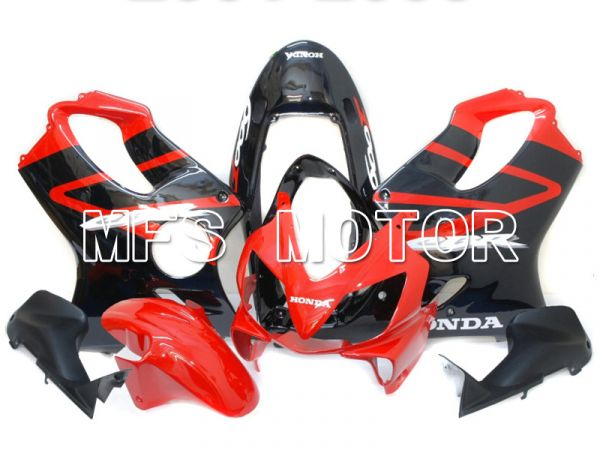 Honda CBR600 F4i 2004-2007 Injection ABS Fairing - Factory Style - Black Red - MFS4809