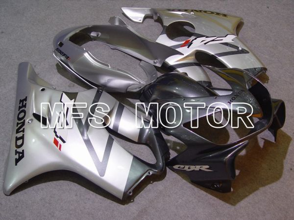 Honda CBR600 F4i 2004-2007 Injection ABS Fairing - Factory Style - Gray Silver - MFS4815