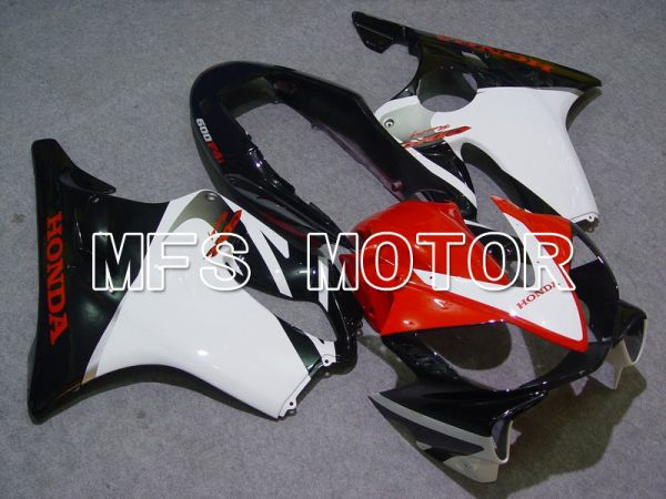 Honda CBR600 F4i 2004-2007 Injection ABS Fairing - Factory Style - Black White - MFS4819