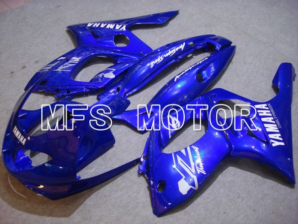 Yamaha YZF-600R 1997-2007 Injection ABS Fairing - Factory Style - Blue - MFS4830