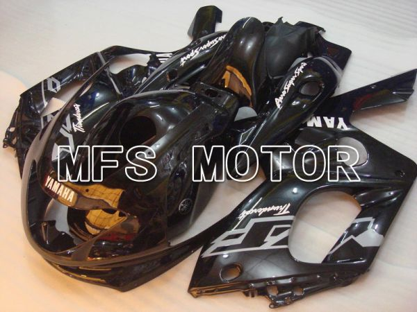 Yamaha YZF-600R 1997-2007 Injection ABS Fairing - Factory Style - Black - MFS4835
