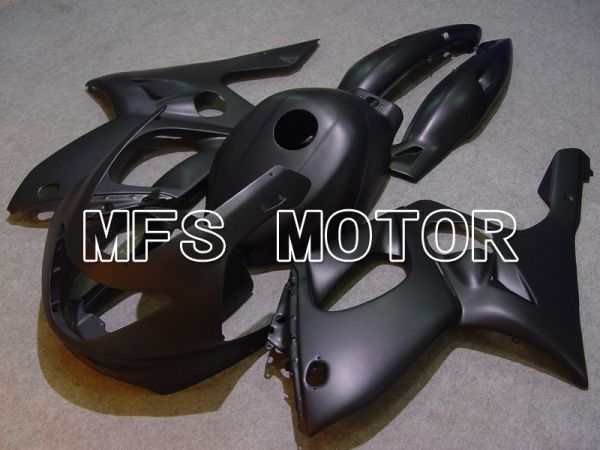 Yamaha YZF-600R 1997-2007 Injection ABS Fairing - Factory Style - Black Matte - MFS4839