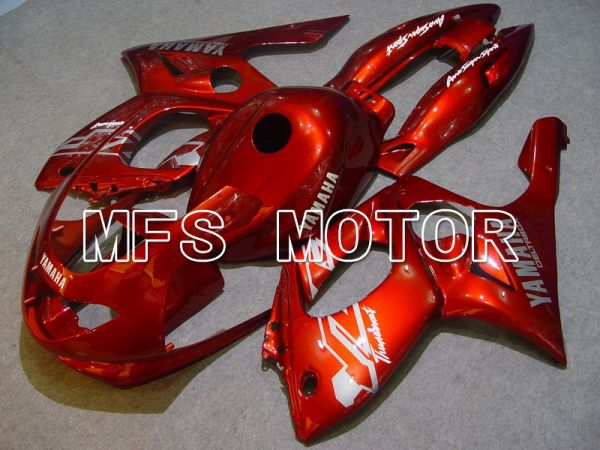 Yamaha YZF-600R 1997-2007 Injection ABS Fairing - Factory Style - Red wine color - MFS4840