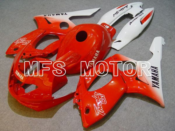 Yamaha YZF-600R 1997-2007 Injection ABS Fairing - Factory Style - Red White - MFS4844