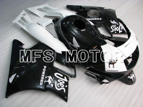 Honda CBR600 F2 1991-1994 ABS Fairing - Camel - Black White - MFS4860