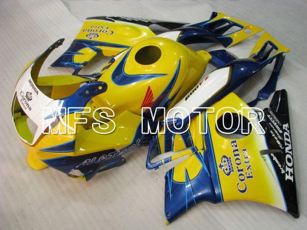 Honda CBR600 F2 1991-1994 ABS Fairing - Corona - Yellow - MFS4863