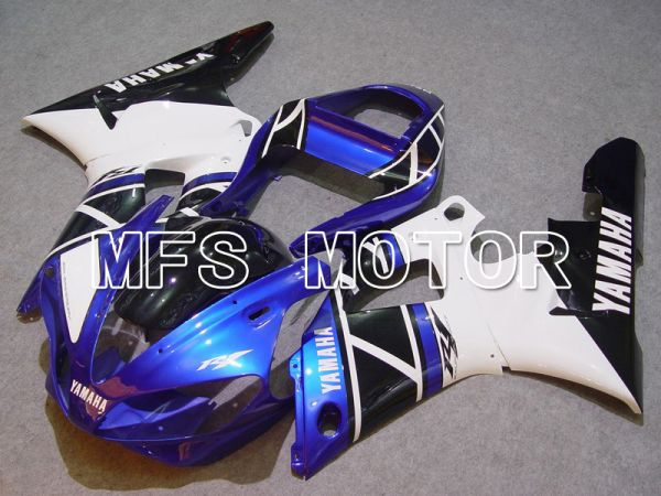 Yamaha YZF-R1 2000-2001 Injection ABS Fairing - Factory Style - Blue White - MFS4890