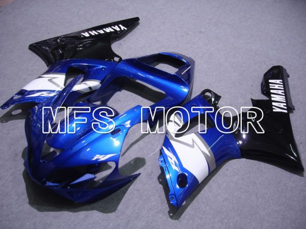 Yamaha YZF-R1 2000-2001 Injection ABS Fairing - Factory Style - Blue White - MFS4891