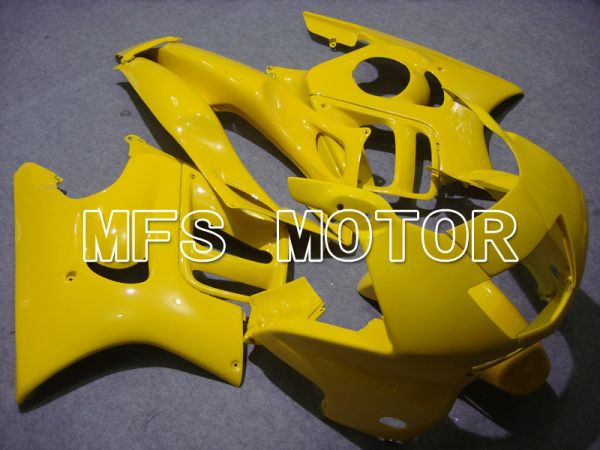 Honda CBR600 F3 1997-1998 Injection ABS Fairing - Factory Style - Yellow - MFS4913