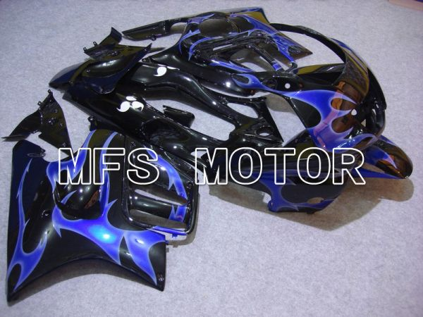 Honda CBR600 F3 1997-1998 Injection ABS Fairing - Others - Black Blue - MFS4929