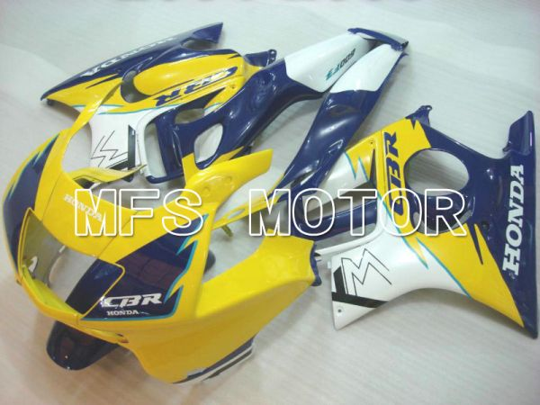 Honda CBR600 F3 1997-1998 Injection ABS Fairing - Factory Style - Blue Yellow - MFS4950