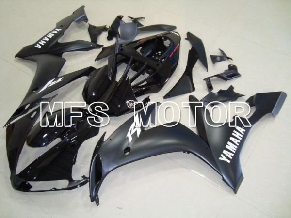 Yamaha YZF-R1 2004-2006 Injection ABS Fairing - Factory Style - Black Matte - MFS4980