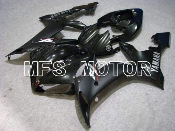Yamaha YZF-R1 2004-2006 Injection ABS Fairing - Factory Style - Black Matte - MFS4981