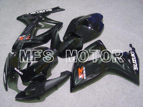 Suzuki GSXR600 GSXR750 2006-2007 Injection ABS Fairing - Factory - Black - MFS4983