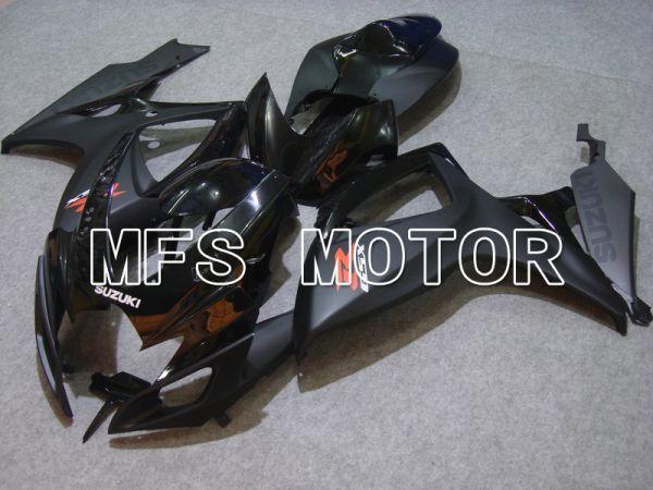 Suzuki GSXR600 GSXR750 2006-2007 Injection ABS Fairing - Factory - Black Matte - MFS4984