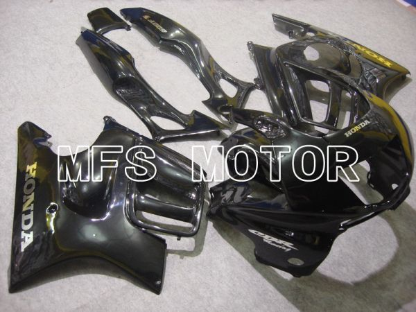 Honda CBR600 F3 1997-1998 Injection ABS Fairing - Factory Style - Black - MFS4985