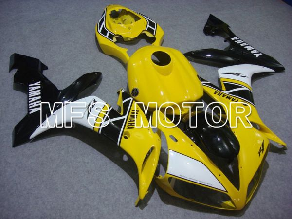 Yamaha YZF-R1 2004-2006 Injection ABS Fairing - Factory Style - Yellow - MFS4990