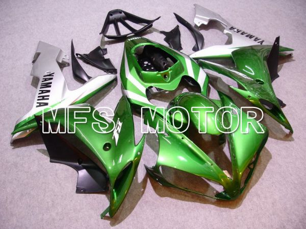 Yamaha YZF-R1 2004-2006 Injection ABS Fairing - Factory Style - Green - MFS4992